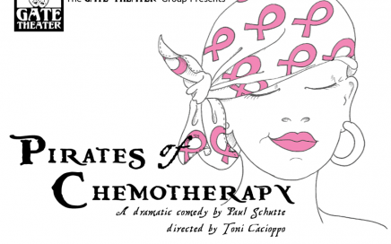Pirates of Chemotherapy by Paul Schutte and directed by Toni Cacioppo